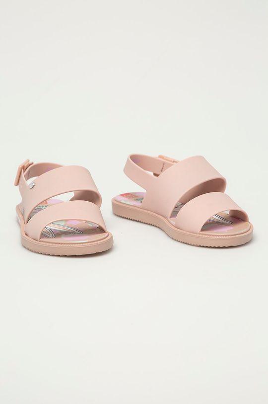 Zaxy - Sandály béžová