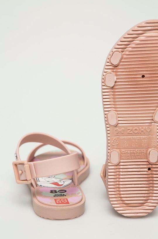 Zaxy - Sandály  Umělá hmota