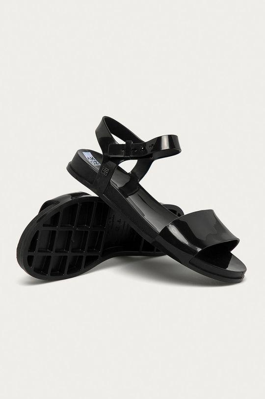 Zaxy - Sandály černá