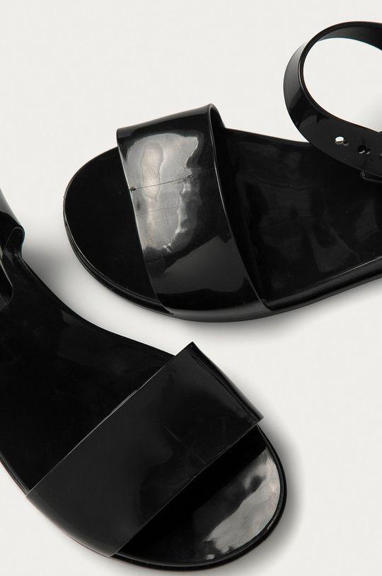 černá Zaxy - Sandály