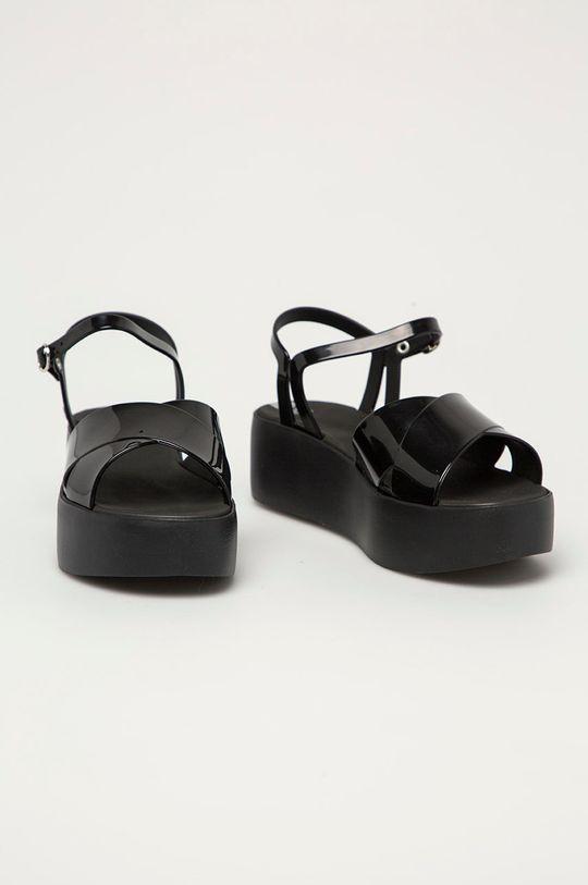 Zaxy - Sandále čierna