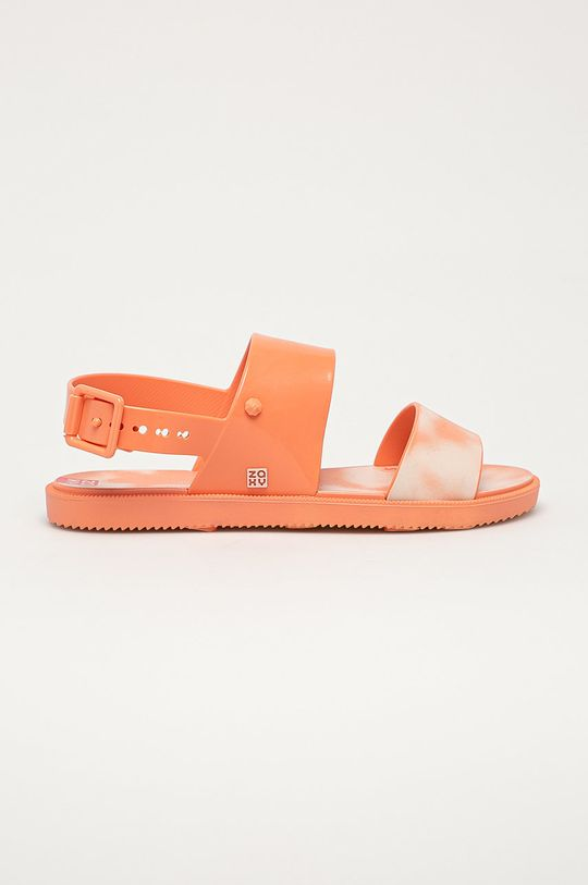 oranžová Zaxy - Sandály Dámský