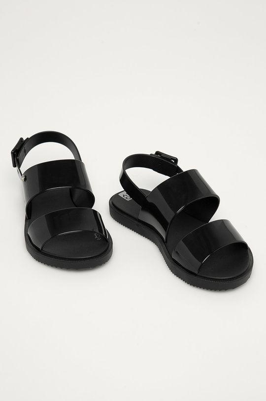 Zaxy - Sandały czarny