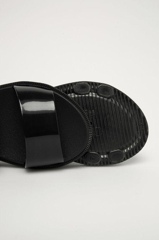 czarny Zaxy - Sandały