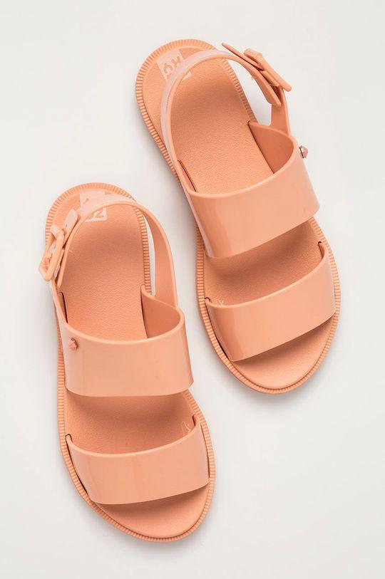 béžová Zaxy - Sandále
