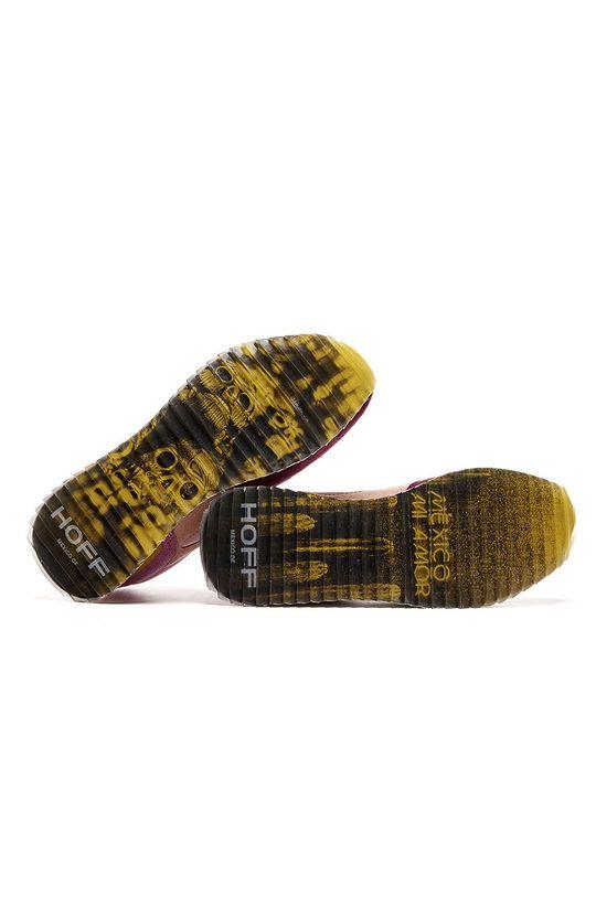 Hoff - Boty MEXICO  Svršek: Textilní materiál, Přírodní kůže, Semišová kůže Podrážka: Umělá hmota Vložka: Umělá hmota