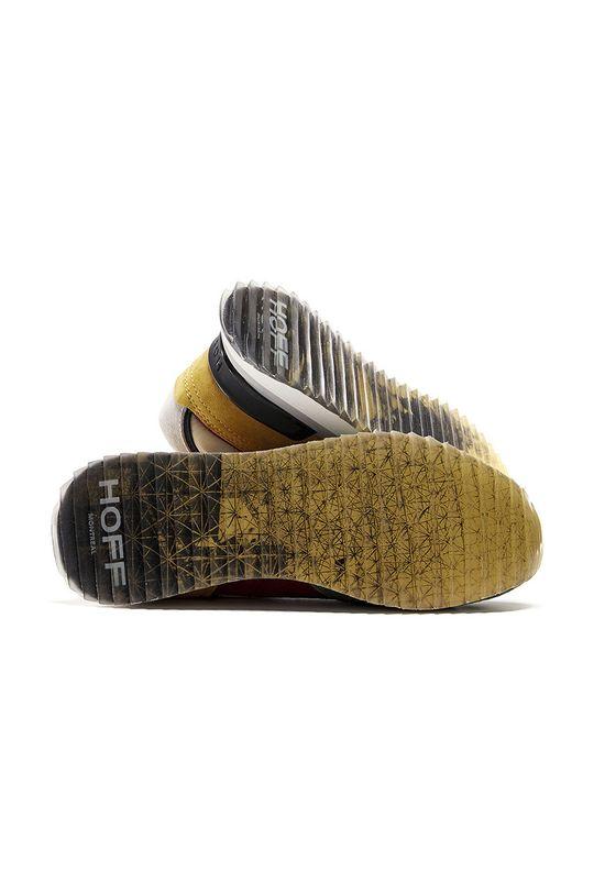 Hoff - Boty MONTREAL  Svršek: Textilní materiál, Semišová kůže Podrážka: Umělá hmota Vložka: Umělá hmota