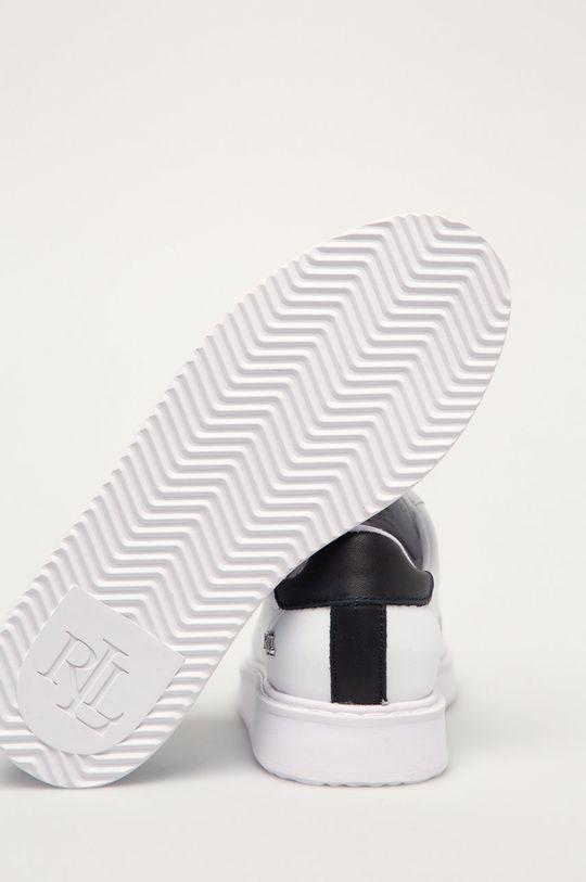 Lauren Ralph Lauren - Kožené boty  Svršek: Přírodní kůže Vnitřek: Textilní materiál Podrážka: Umělá hmota