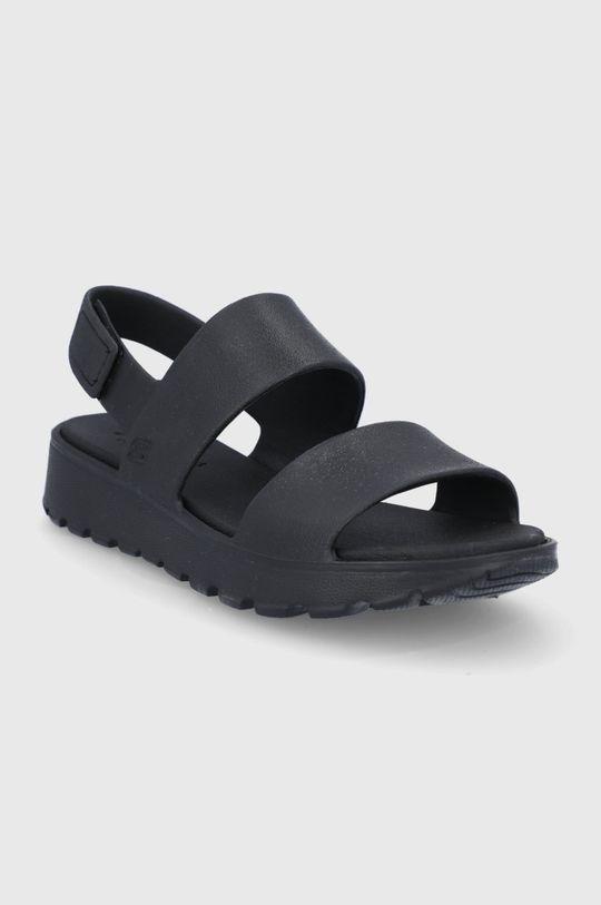 Skechers - Sandały czarny