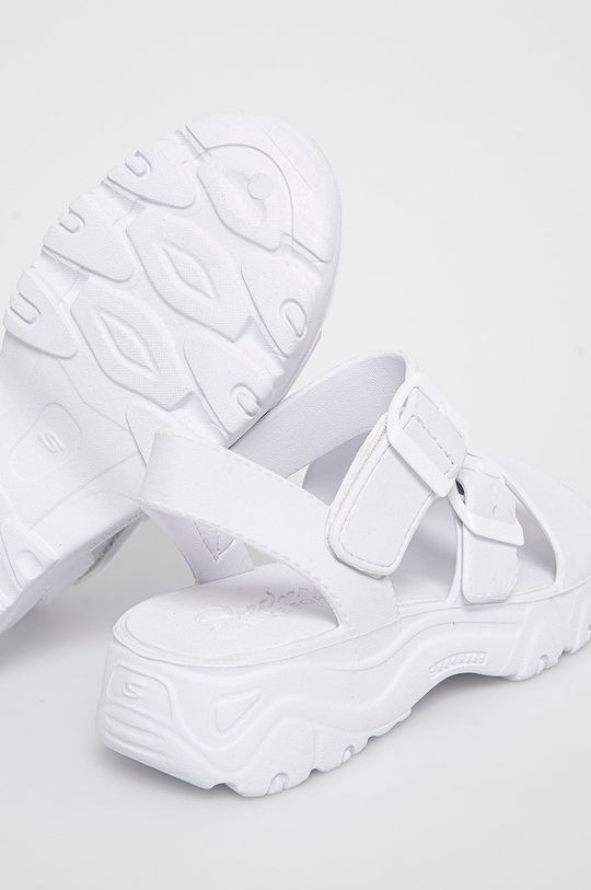 Skechers - Sandały Cholewka: Materiał syntetyczny, Wnętrze: Materiał syntetyczny, Podeszwa: Materiał syntetyczny