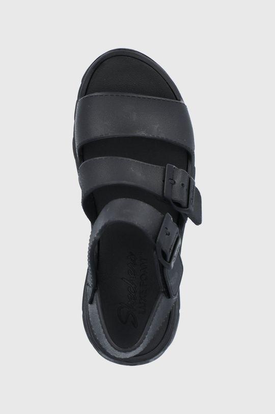 černá Skechers - Sandály