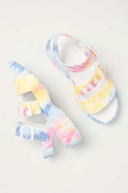 multicolor Skechers - Sandały
