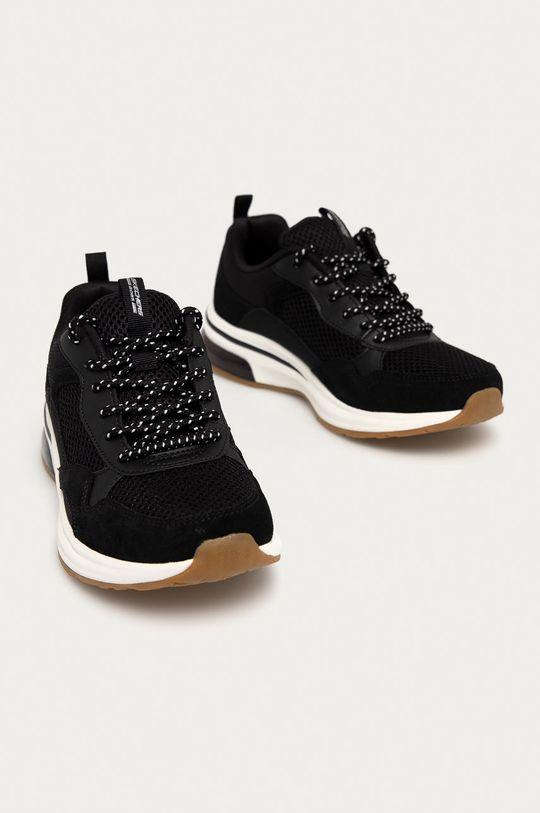 Skechers - Boty černá