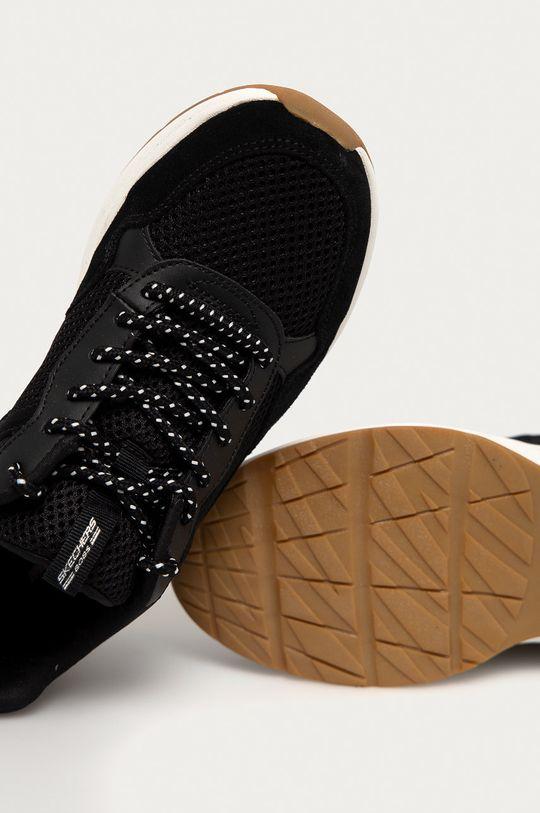 černá Skechers - Boty