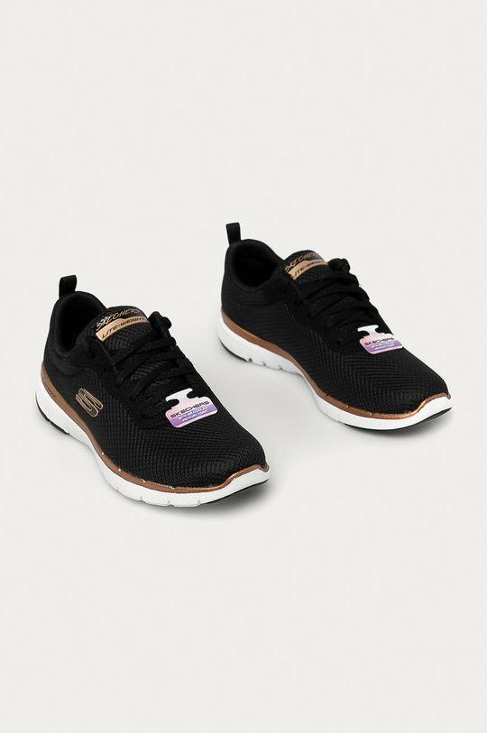 Skechers - Pantofi negru