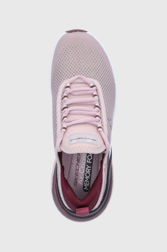 purpurový Skechers - Topánky