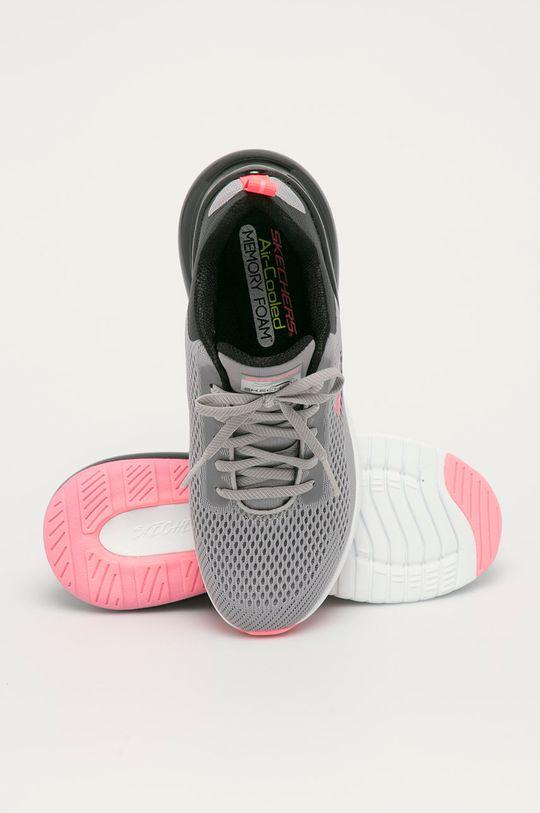 gri Skechers - Pantofi