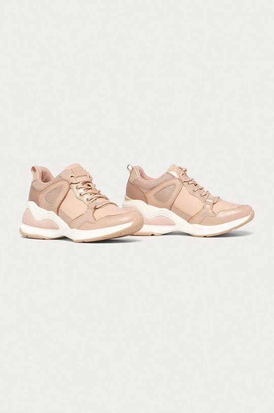 Aldo - Topánky Vany pastelová ružová