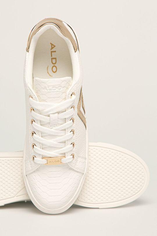 biela Aldo - Topánky Fran