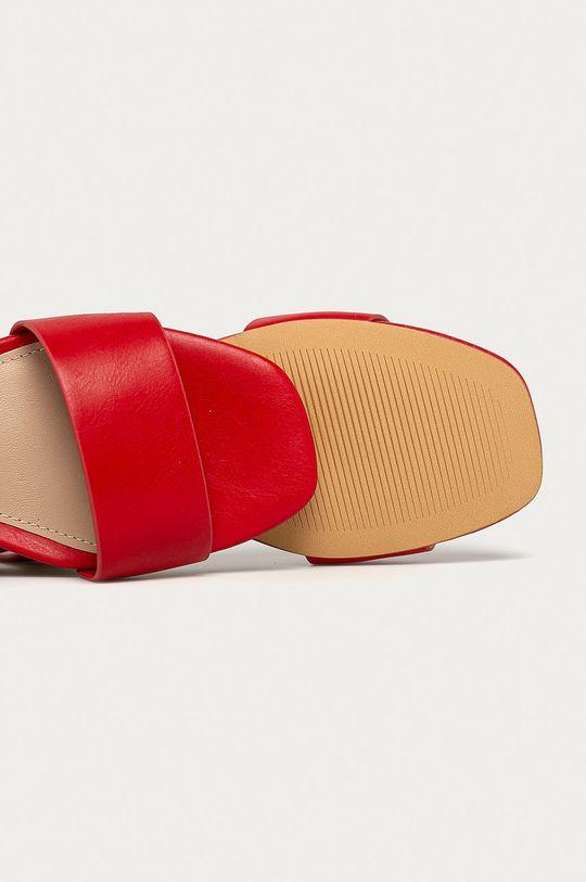 czerwony Aldo - Sandały Candal