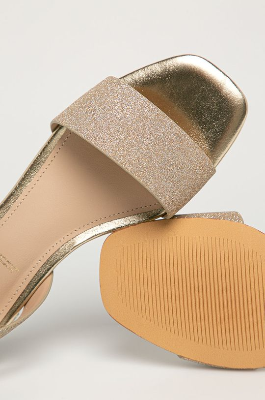 zlatá Aldo - Sandále Candal