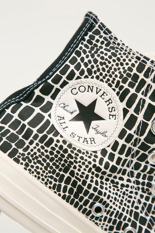 czarny Converse - Trampki