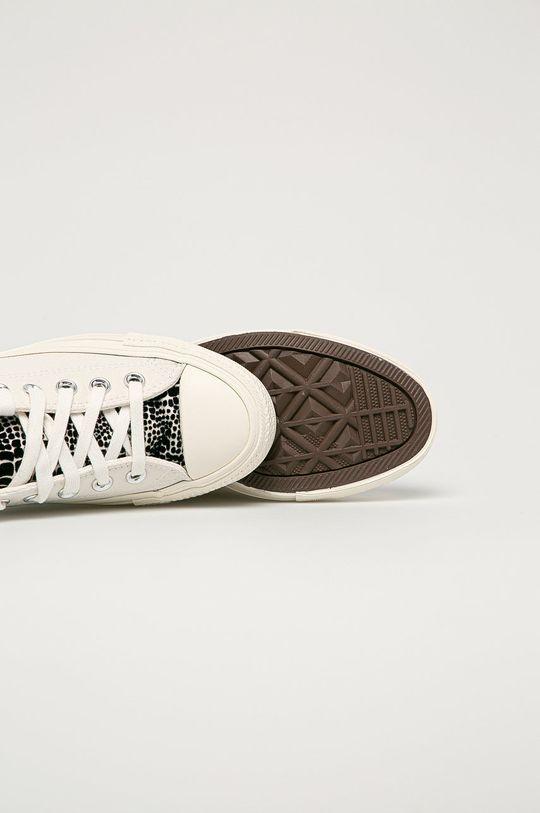 kremowy Converse - Trampki