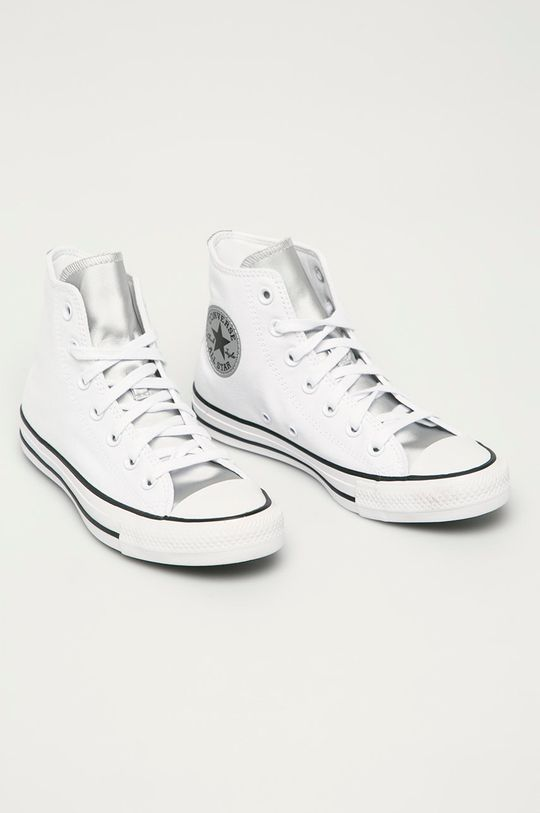 Converse - Kecky bílá