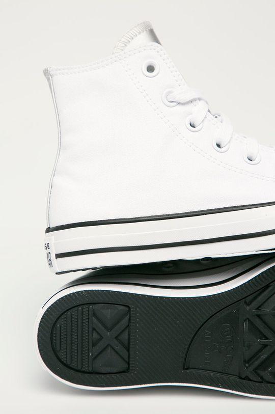 bílá Converse - Kecky