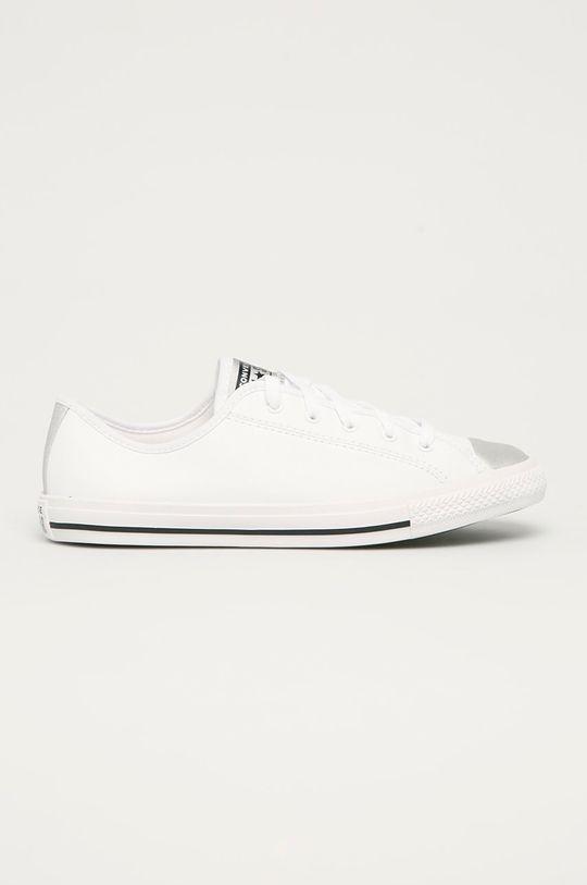 biały Converse - Tenisówki Damski