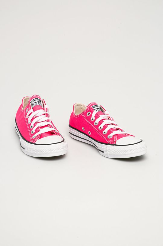 Converse - Tenisky ostrá růžová