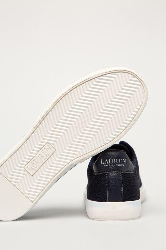 Lauren Ralph Lauren - Tenisówki Cholewka: Materiał tekstylny, Wnętrze: Materiał tekstylny, Podeszwa: Materiał syntetyczny