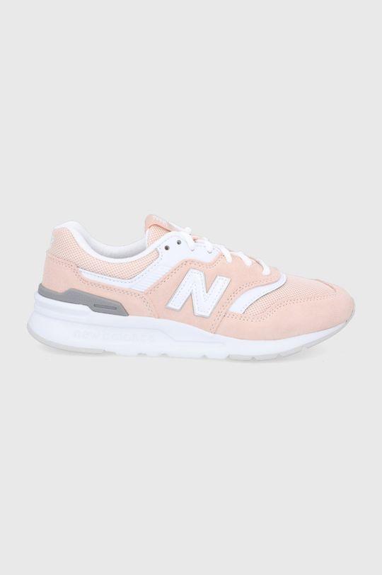 różowy New Balance - Buty CW997HCK Damski