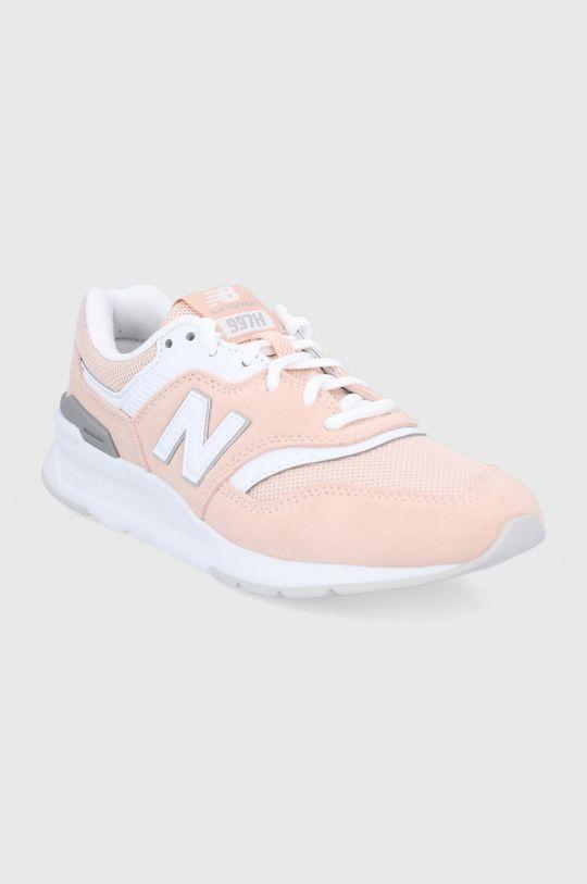 New Balance - Buty CW997HCK różowy