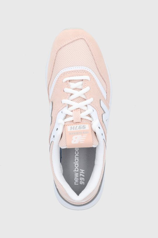 różowy New Balance - Buty CW997HCK