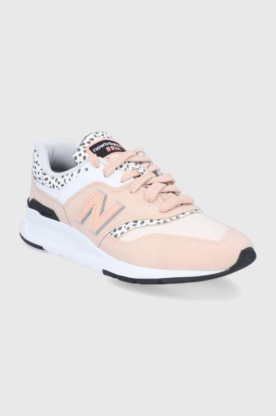 New Balance - Topánky CW997HPR pastelová ružová