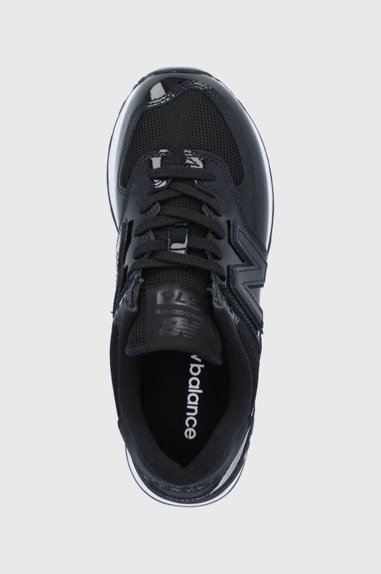 čierna New Balance - Topánky WL574TA2