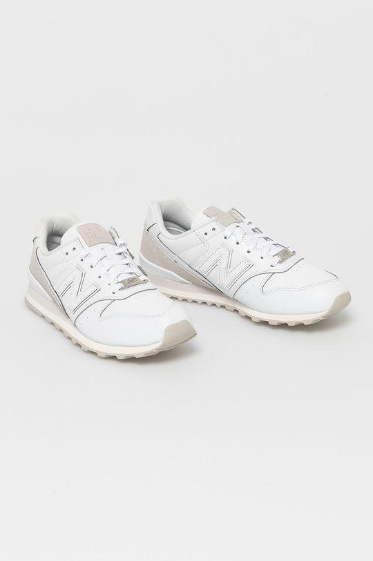New Balance - Buty WL996FPS biały