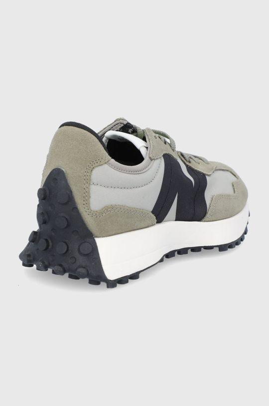 New Balance - Topánky WS327BB  Zvršok: Textil, Semišová koža Vnútro: Textil Podrážka: Syntetická látka