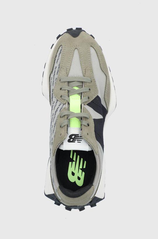 olivová New Balance - Topánky WS327BB