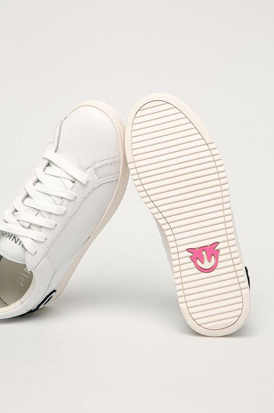 Pinko - Kožené boty  Svršek: Přírodní kůže Vnitřek: Textilní materiál, Přírodní kůže Podrážka: Umělá hmota