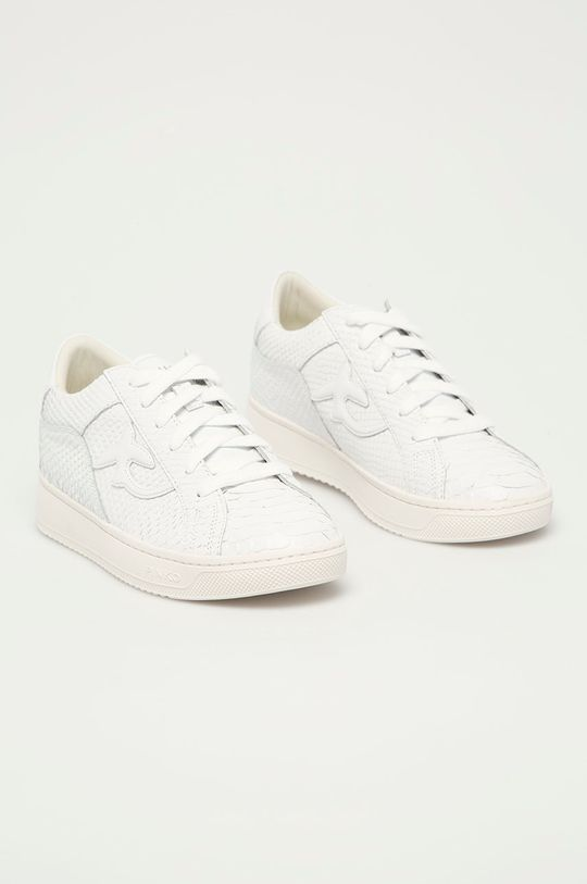 Pinko - Topánky biela