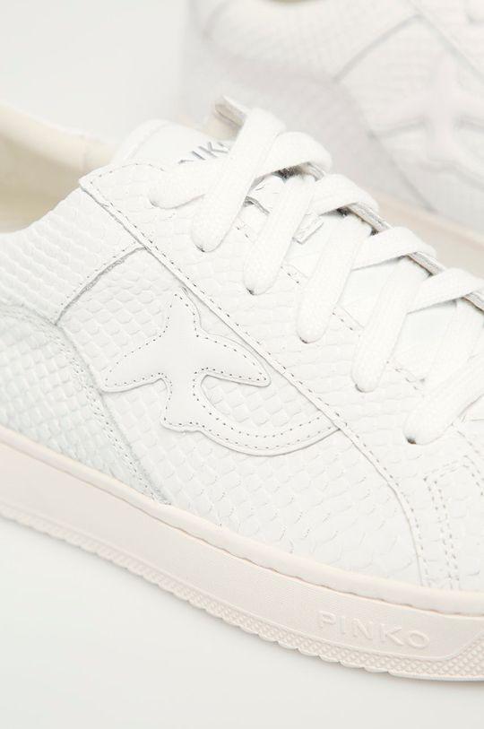 biela Pinko - Topánky