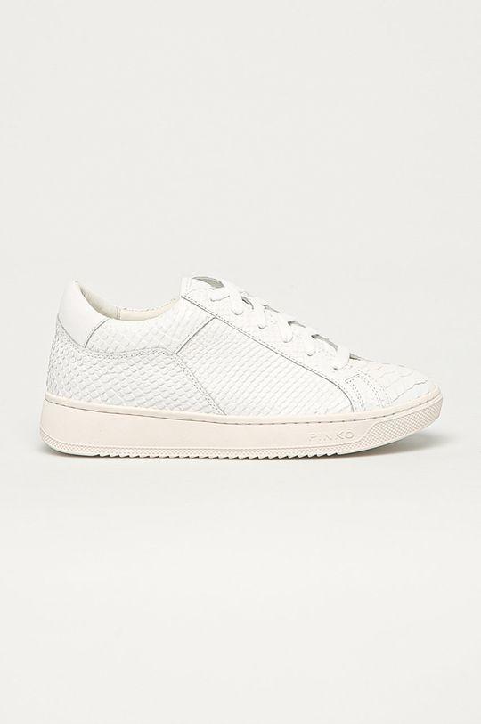 biela Pinko - Kožená obuv Dámsky