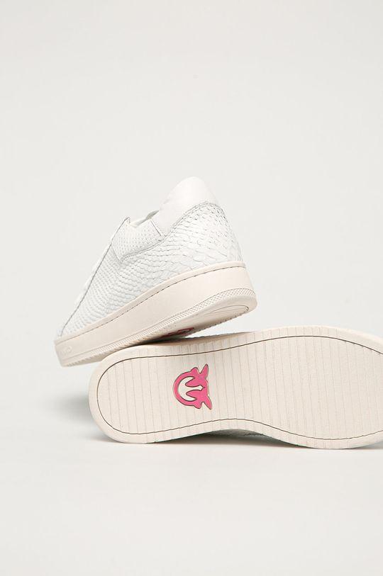 Pinko - Kožená obuv  Zvršok: Prírodná koža Vnútro: Textil, Prírodná koža Podrážka: Syntetická látka