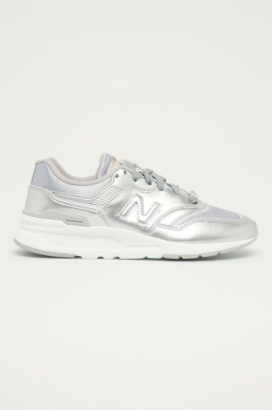 stříbrná New Balance - Boty CW997HML Dámský
