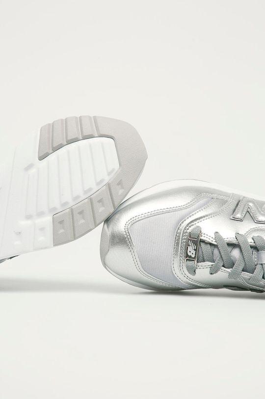 stříbrná New Balance - Boty CW997HML