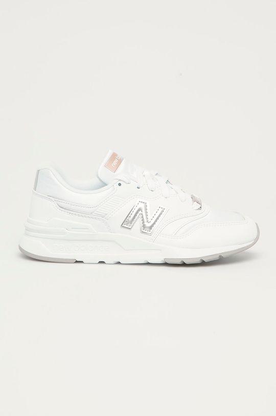 alb New Balance - Pantofi CW997HMW De femei