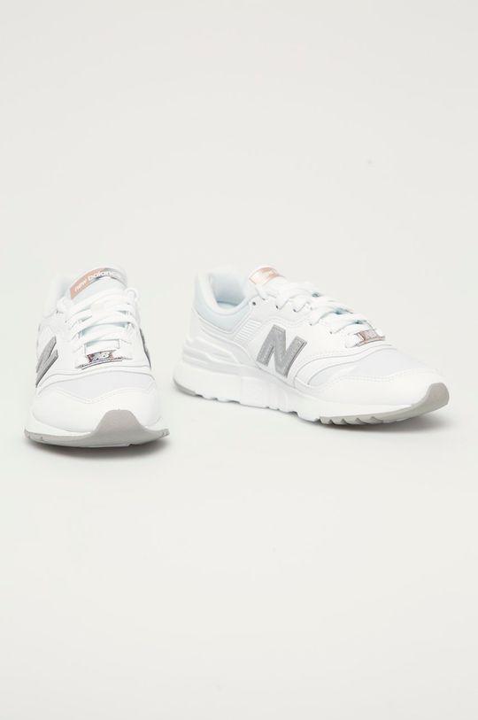 New Balance - Pantofi CW997HMW alb