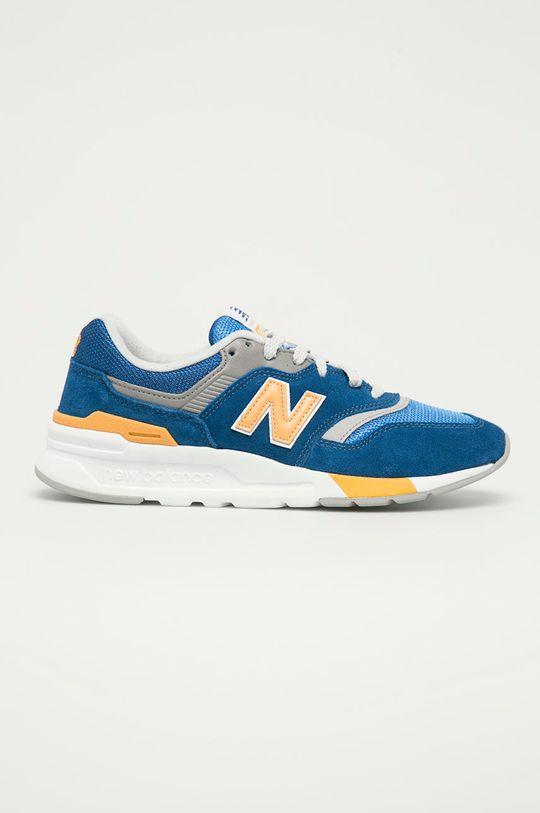 niebieski New Balance - Buty CW997HVB Damski